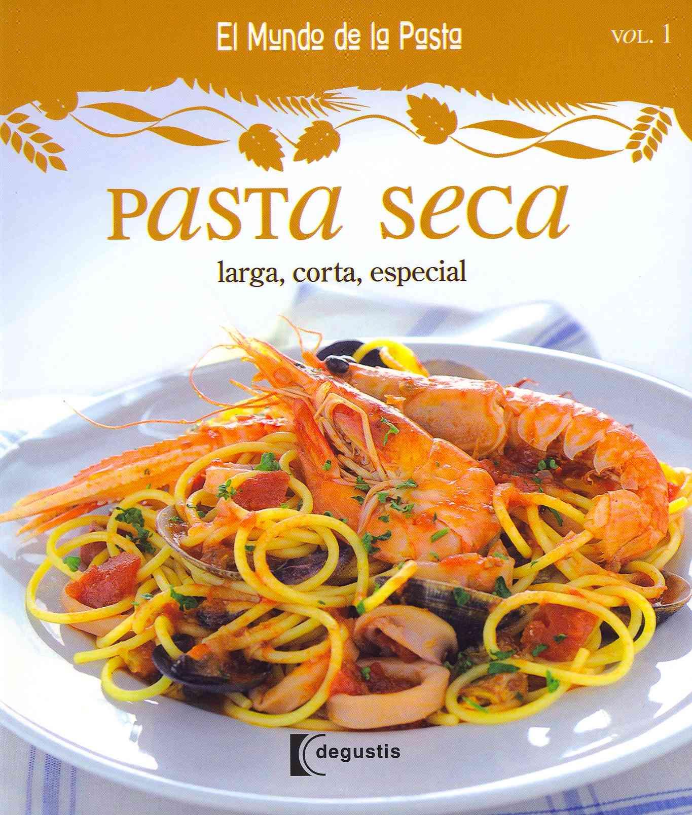 Pasta seca / Dry pasta By Tbd